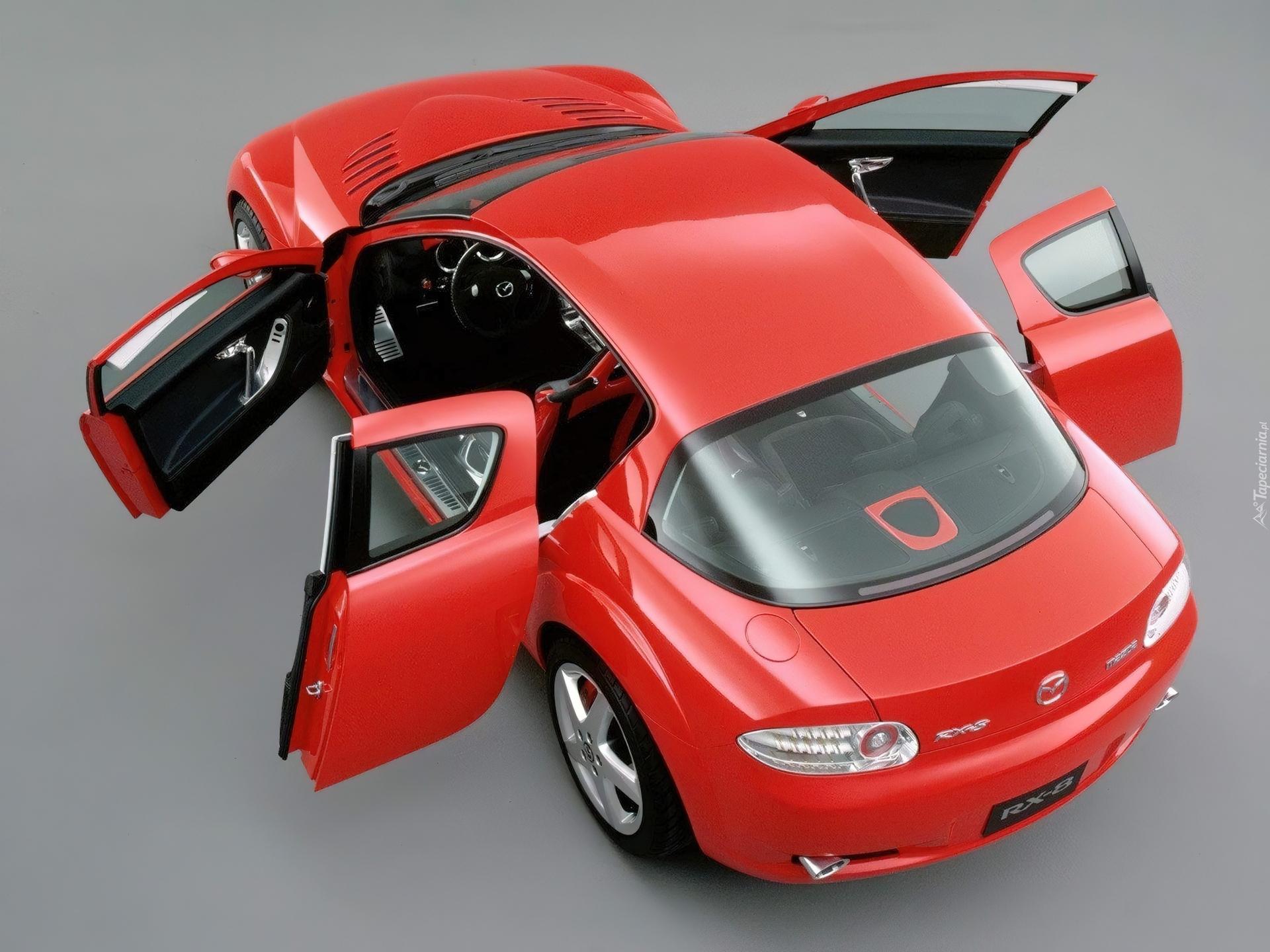 Mazda Rx 8 Silnik Wankla
