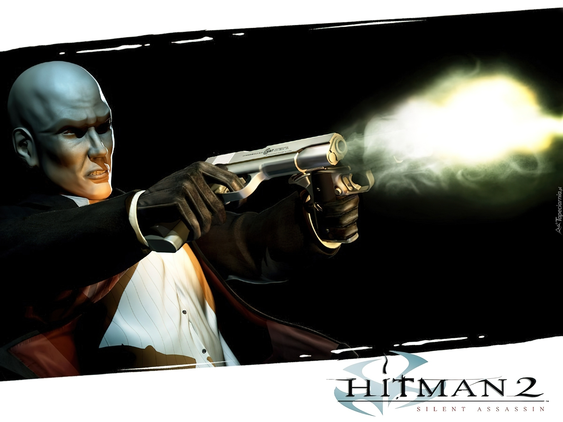 Hitman Silent Assassin, Hitman