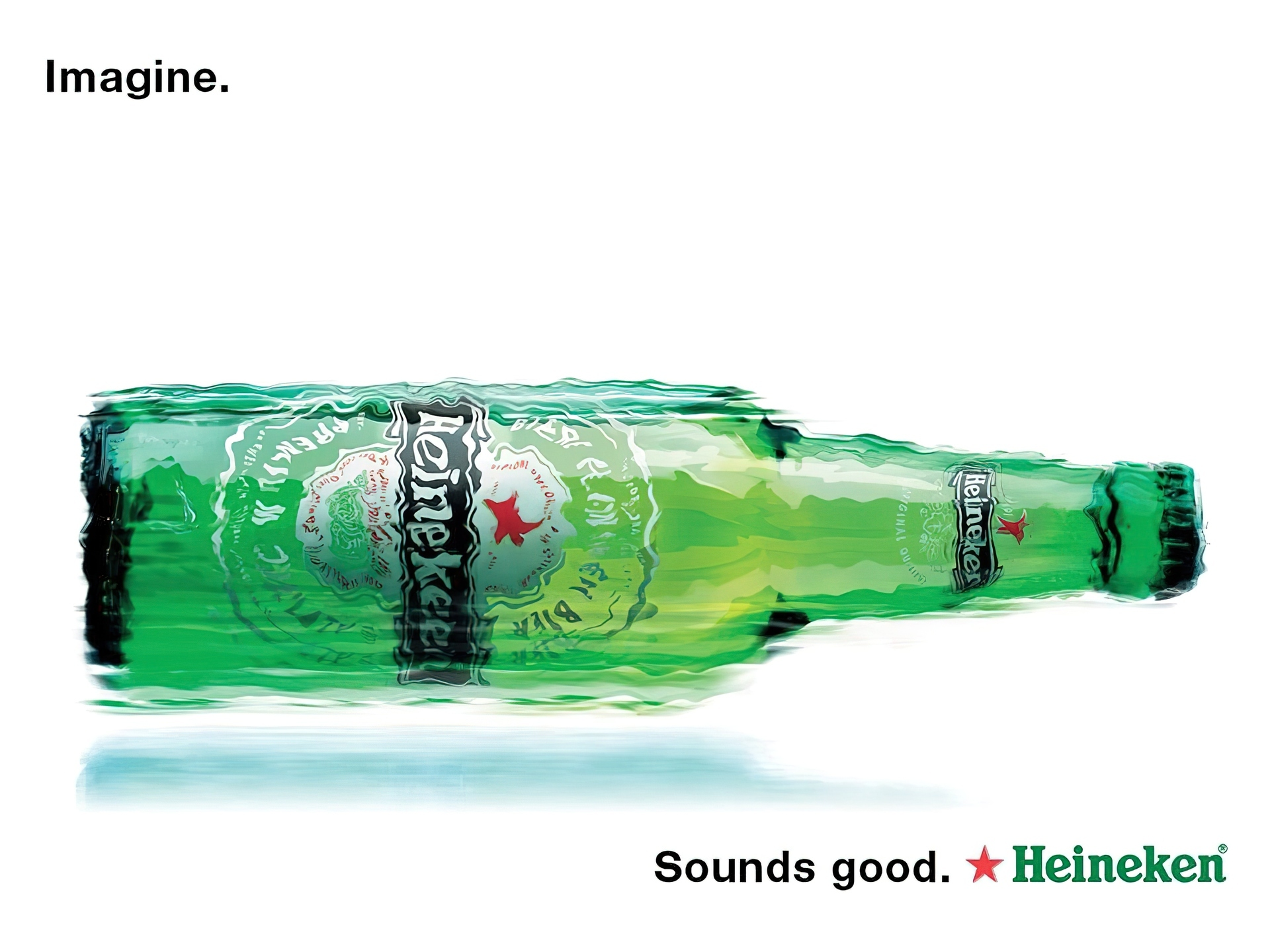 Heineken, Imagine