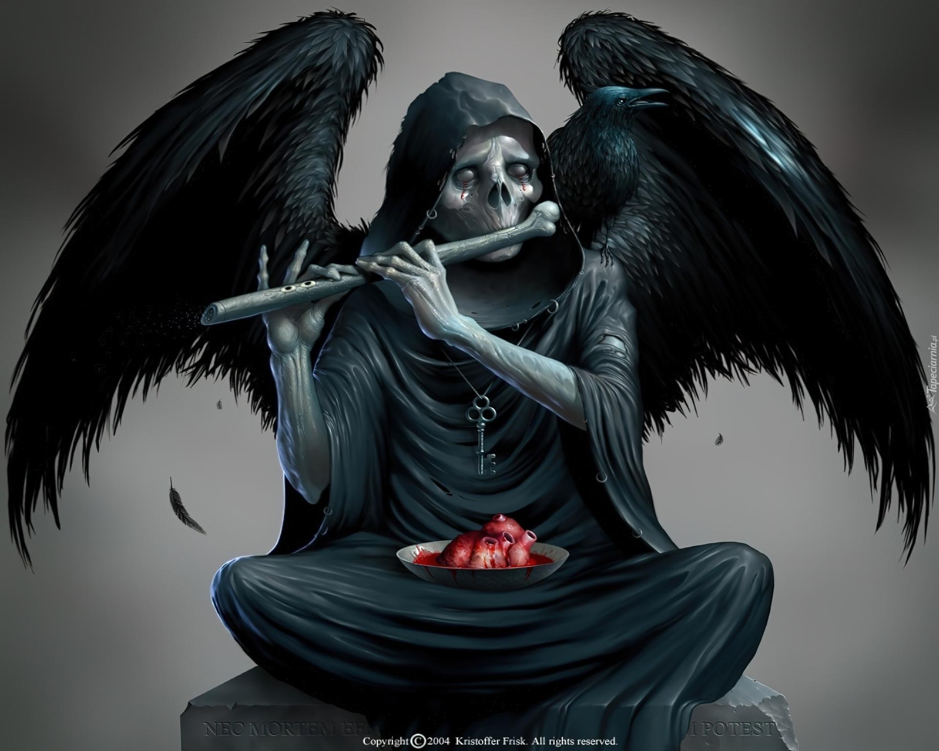Anioł śmierci Kruk