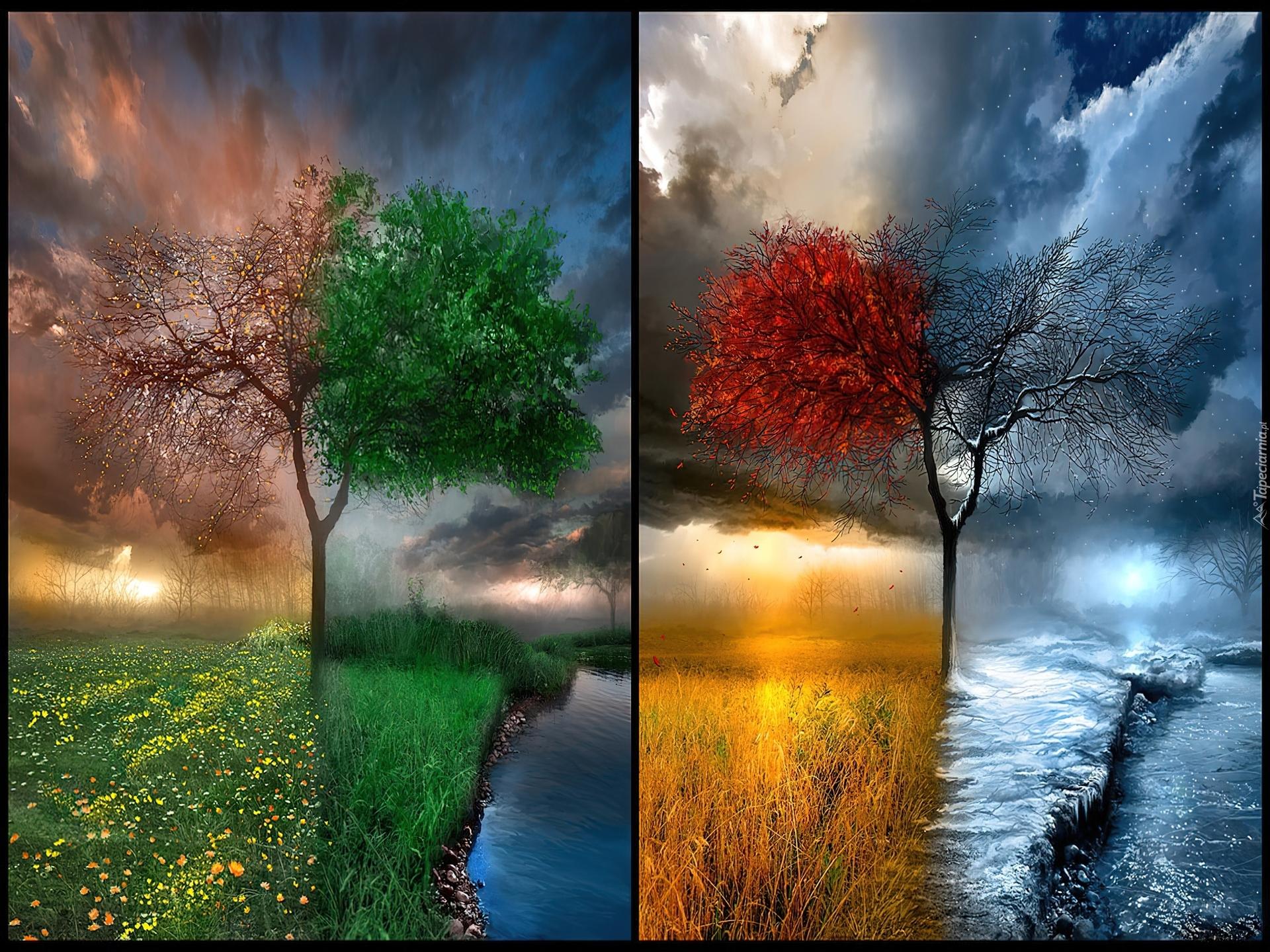 Cztery pory roku w Polsce - jesie?
