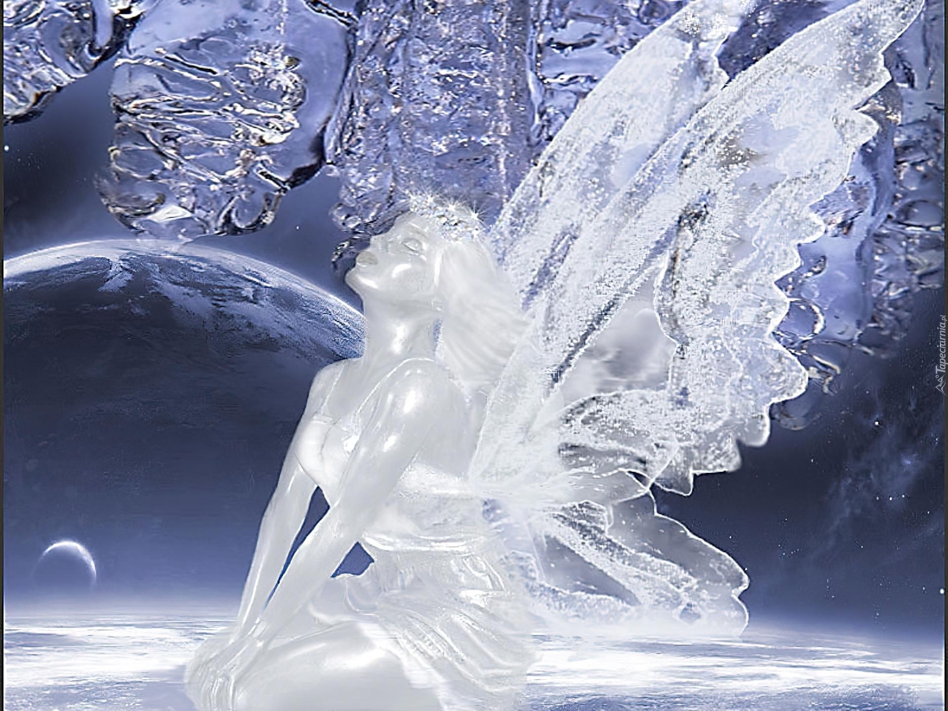 Фото ангела с крыльями со спины данило