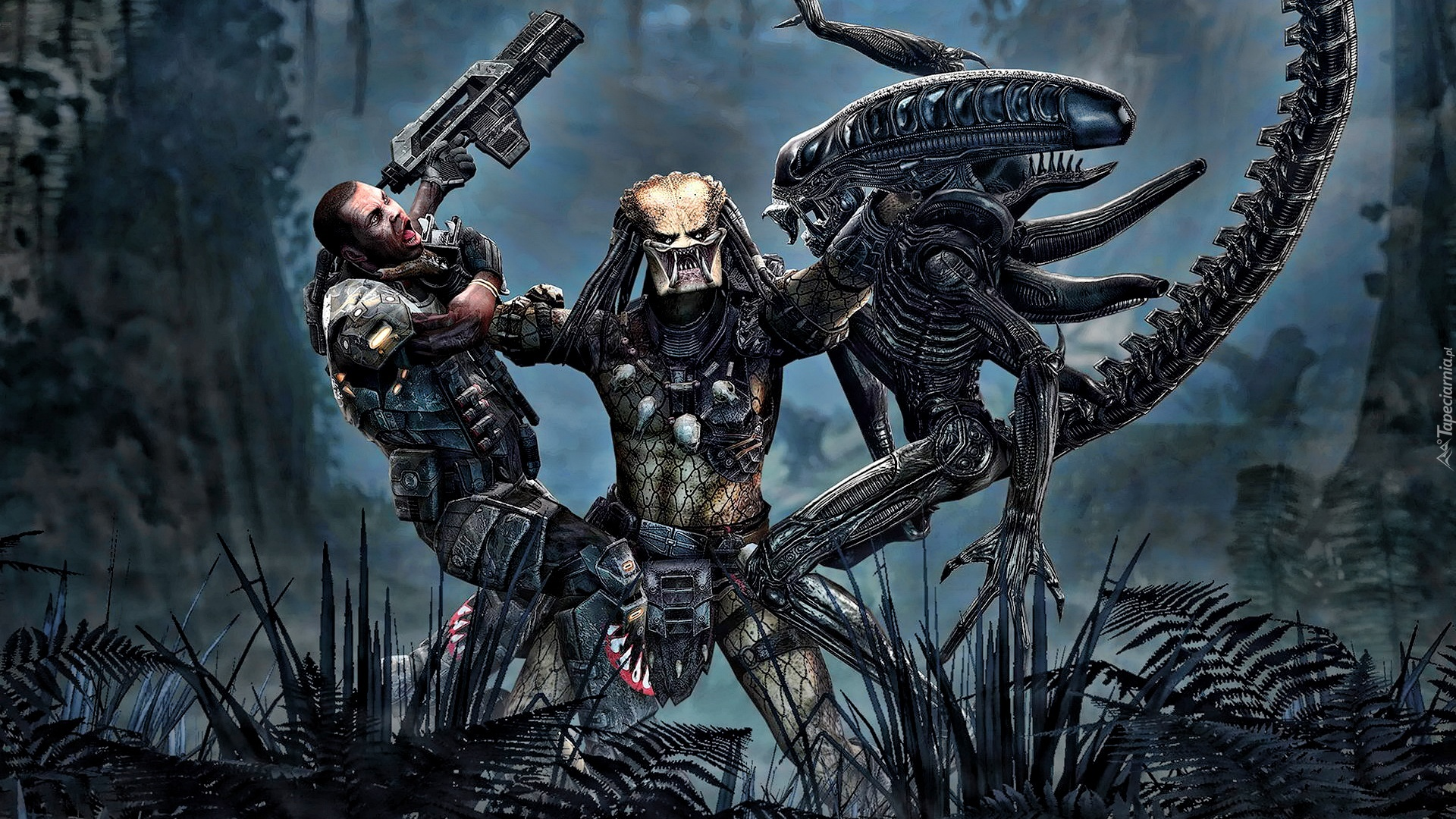 Alien Vs Predator  Full Movie Download