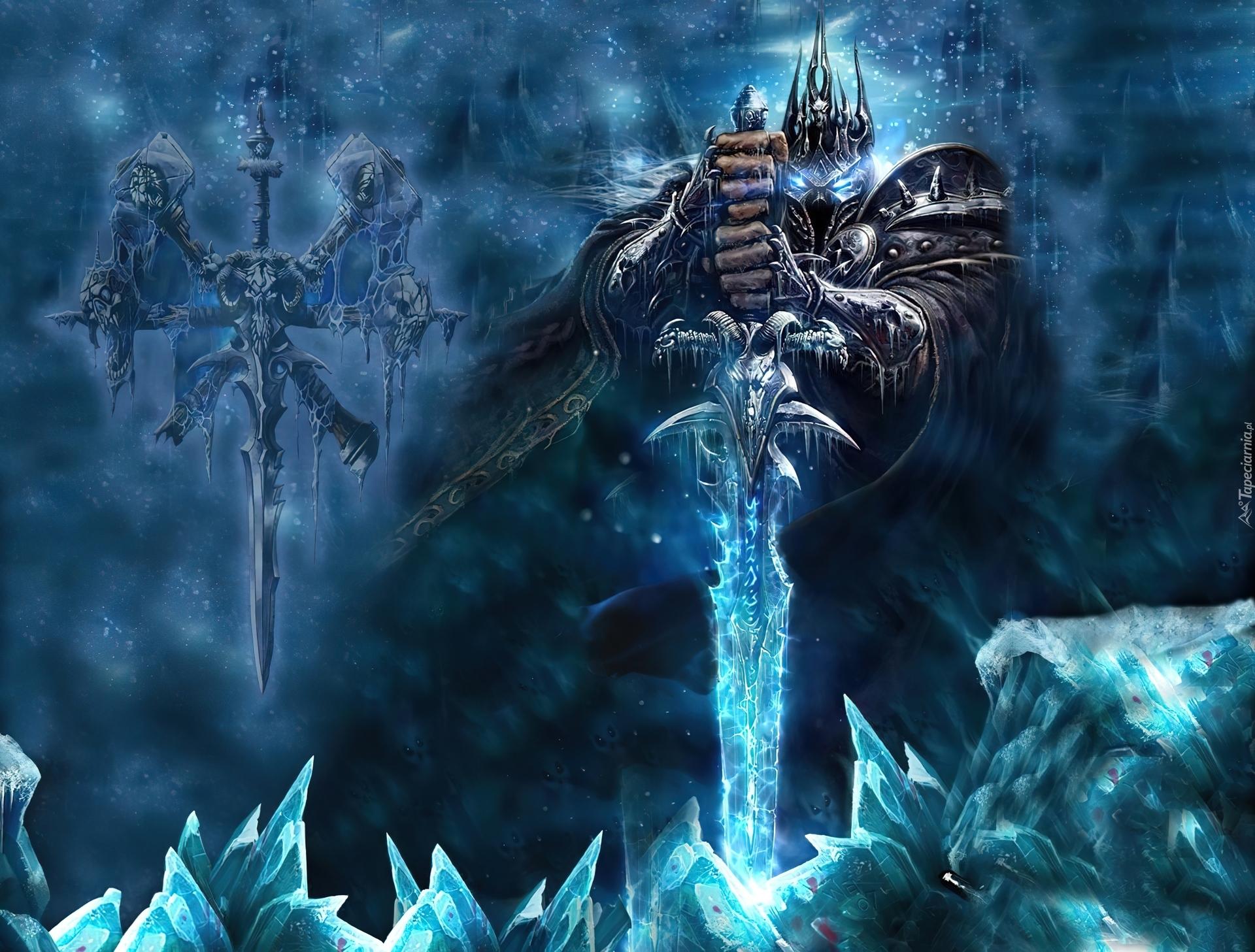 Fierce Games Hd Wallpaper: Rycerz, Zbroja, Miecz
