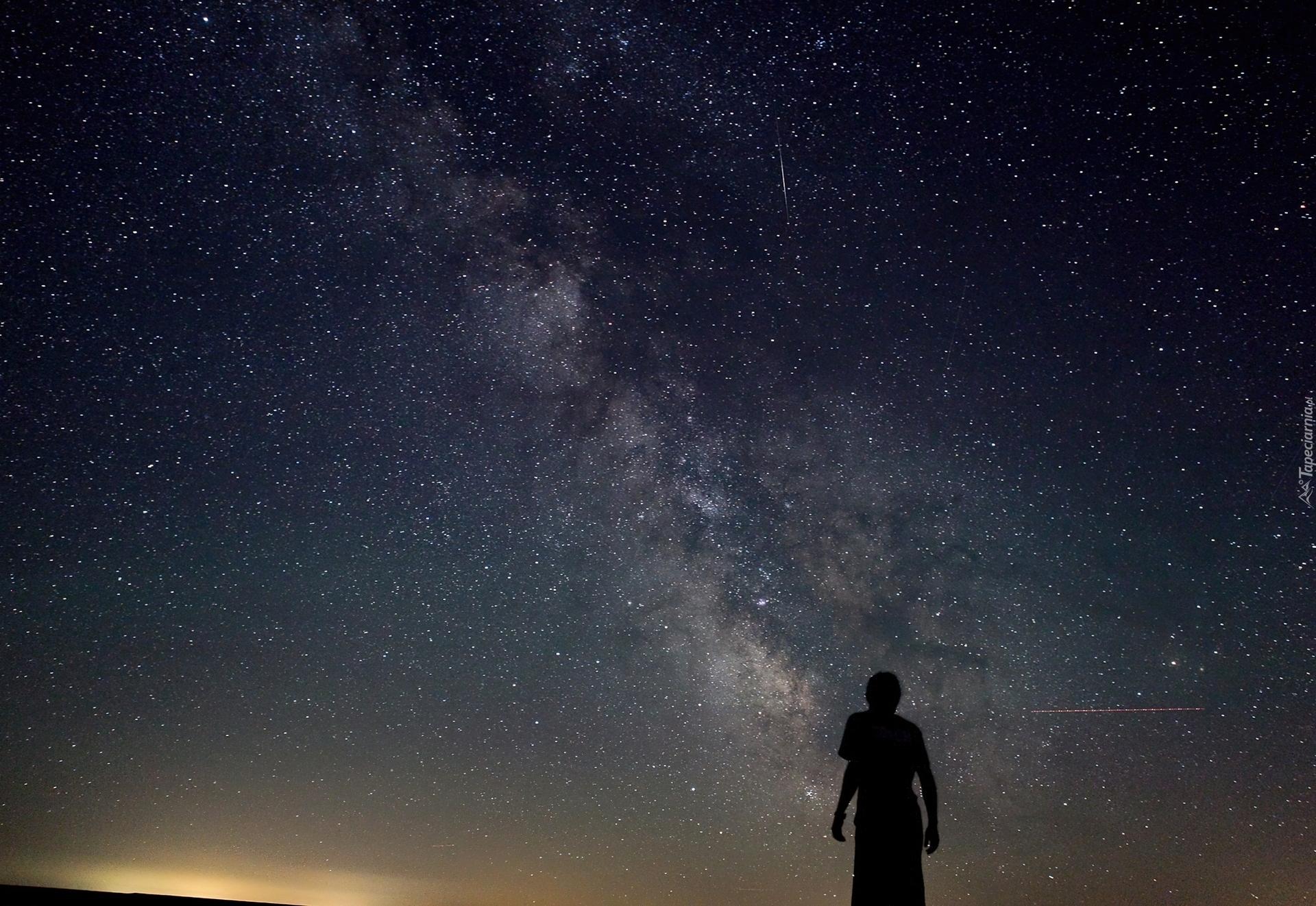 Noc, Gwiazdy