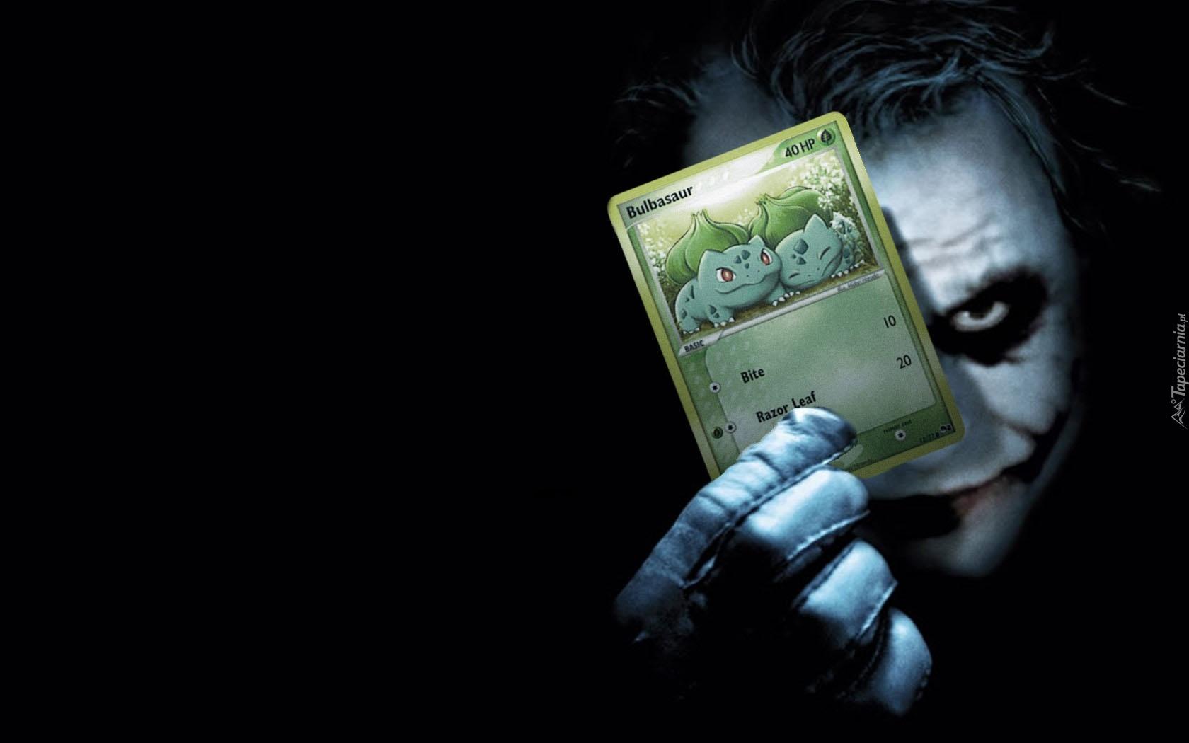 Joker Karta Pokemon