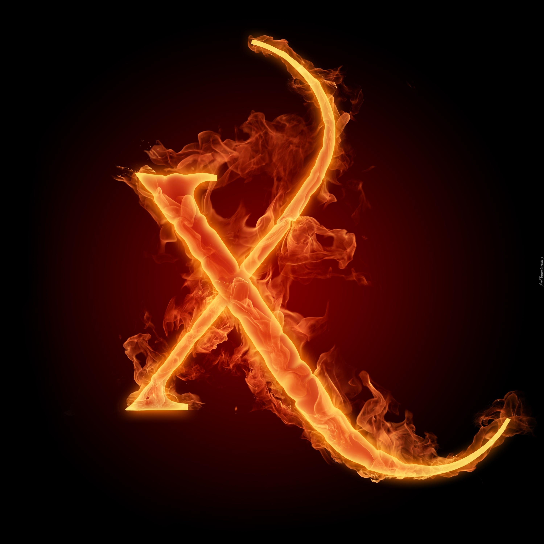 Ognista Litera X