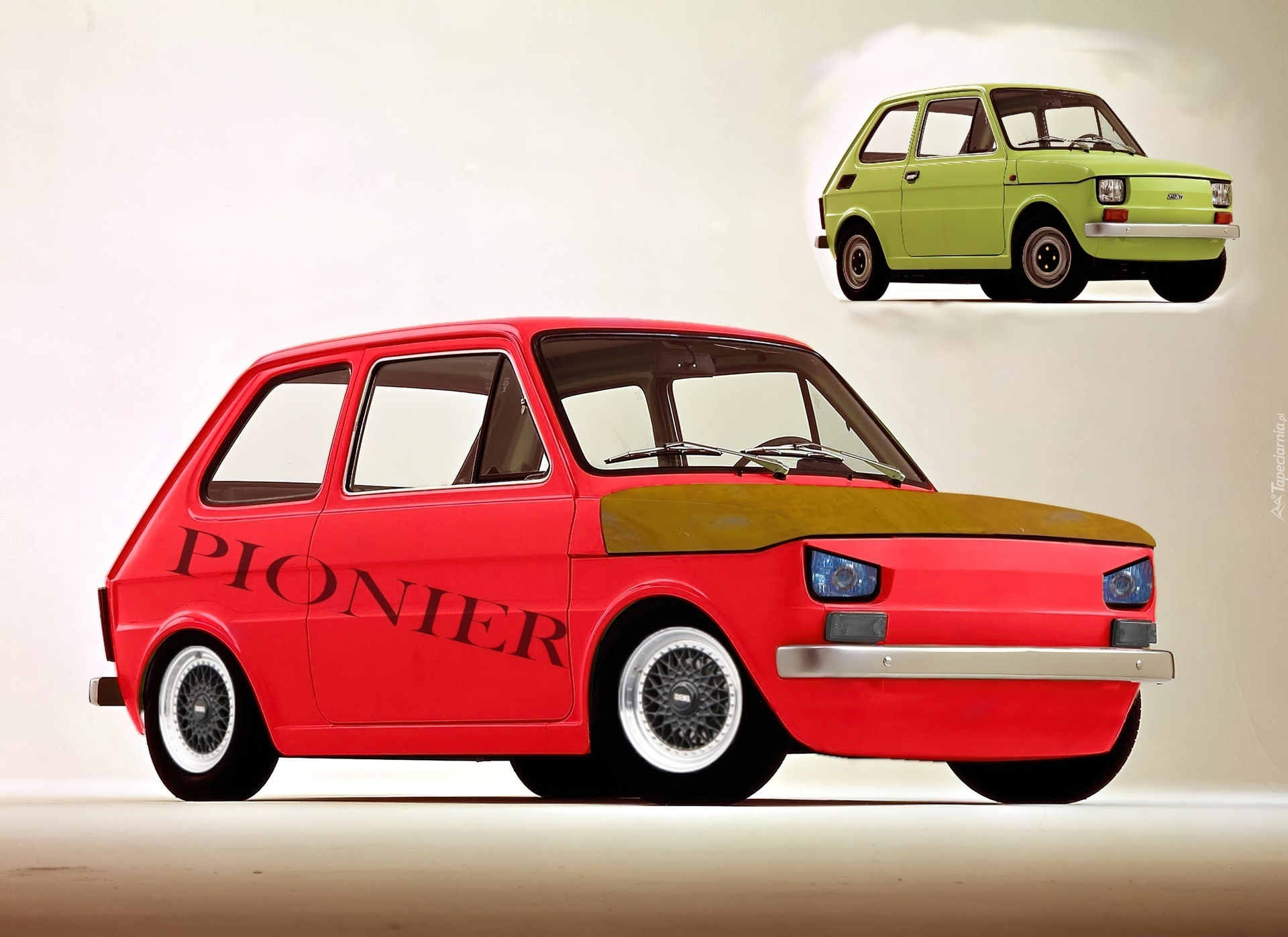 fiat 126p maluch tuning. Black Bedroom Furniture Sets. Home Design Ideas