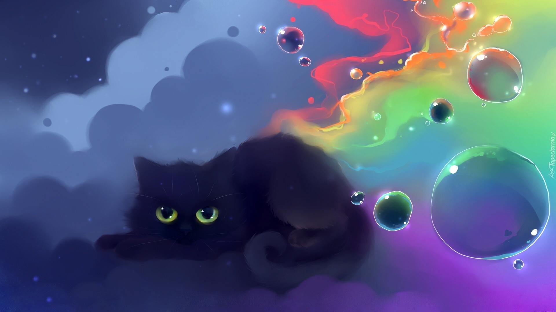 Kot Bańki 3d