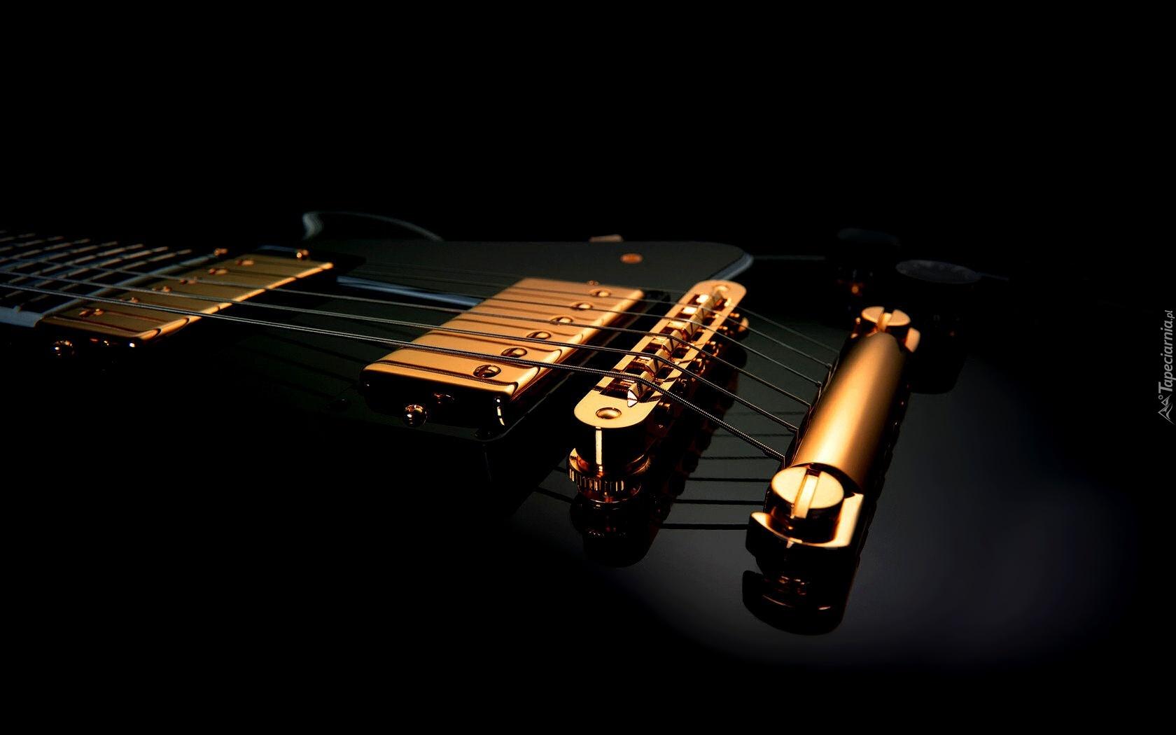 Gitara Elektryczna Struny