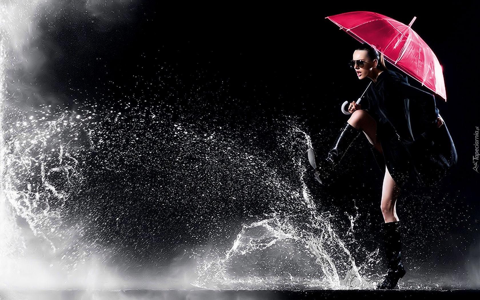 среднерослый, картинки танцуй под дождем поделитесь