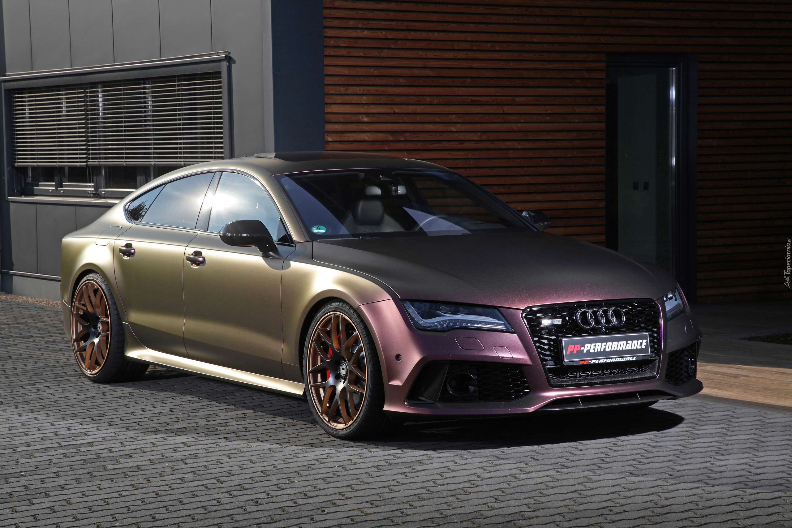 Audi A7 RS7 PP-Performance, 2016