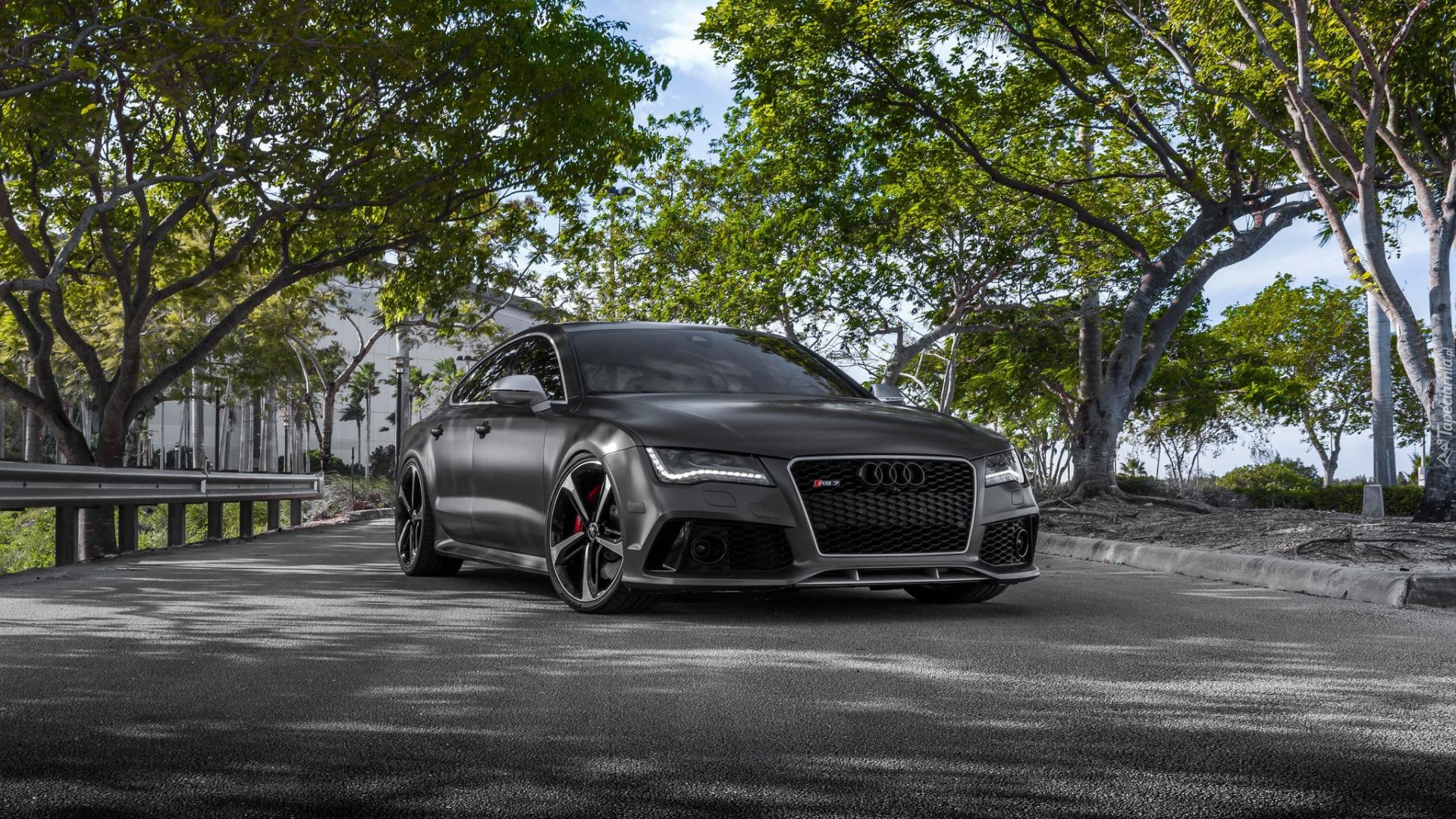 Audi Rs7 Rocznik 2017