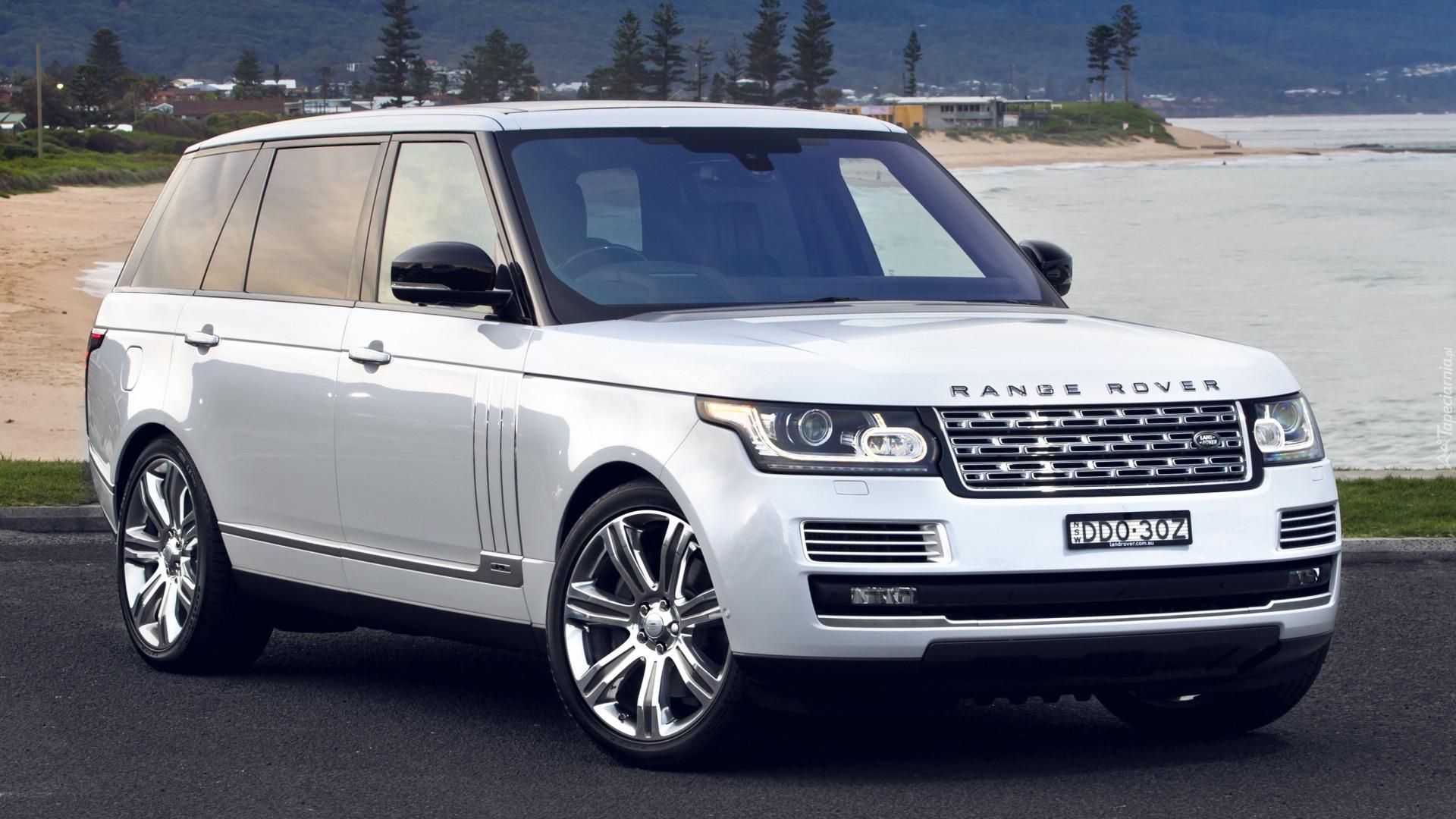 Tapety Land Rover Range Rover