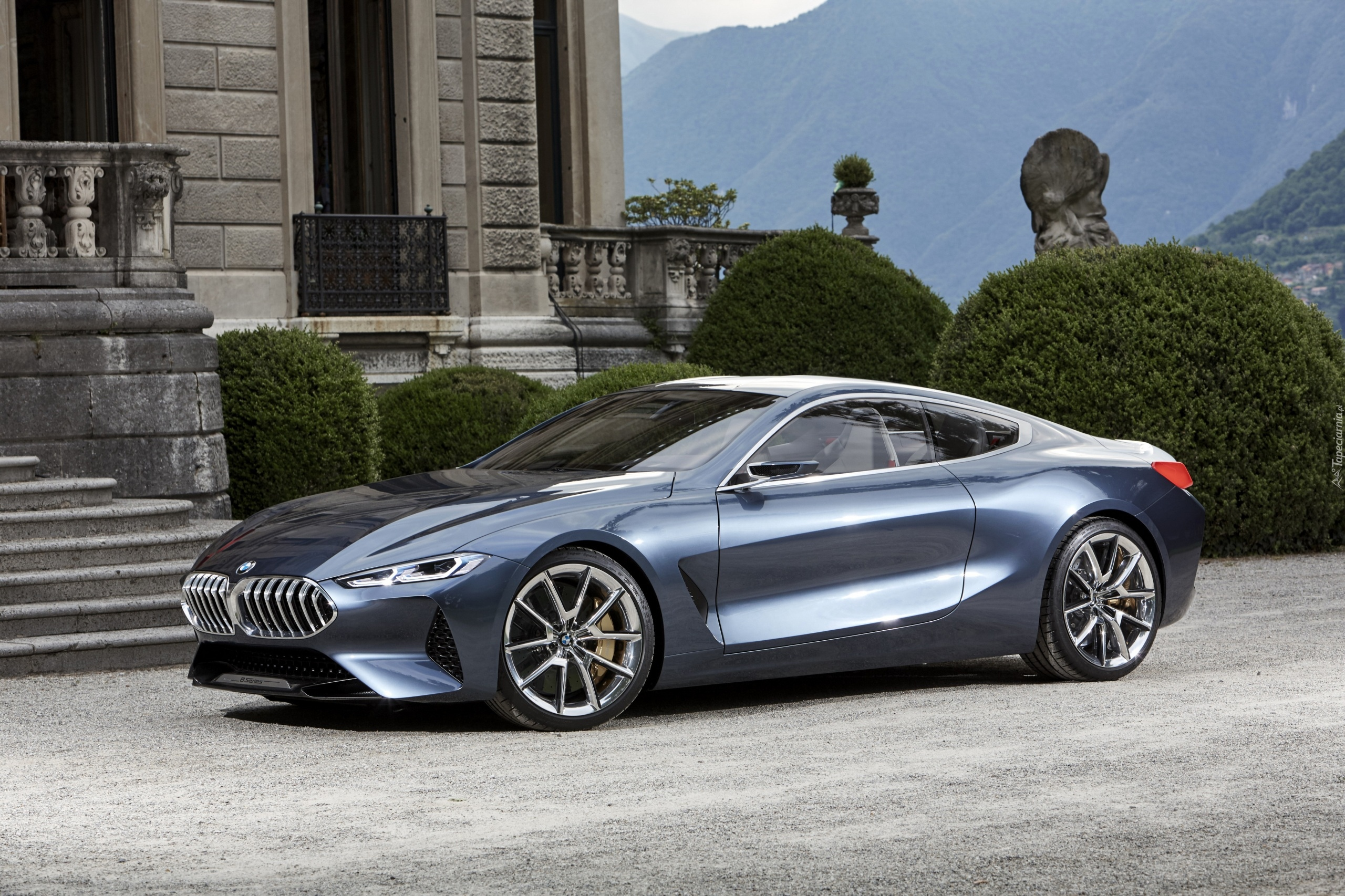 bmw 8 series concept. Black Bedroom Furniture Sets. Home Design Ideas