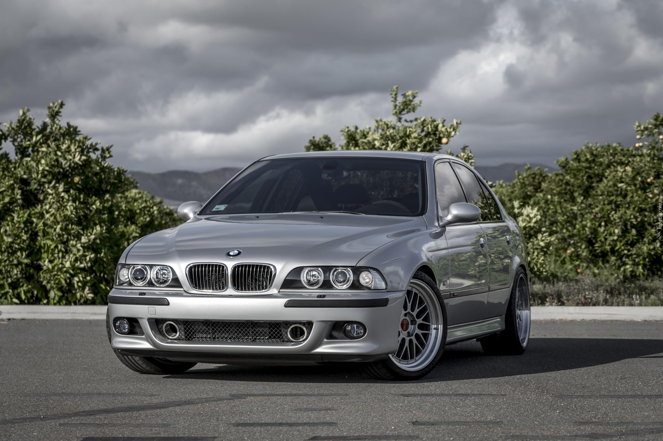 Tapety : BMW 5, E39