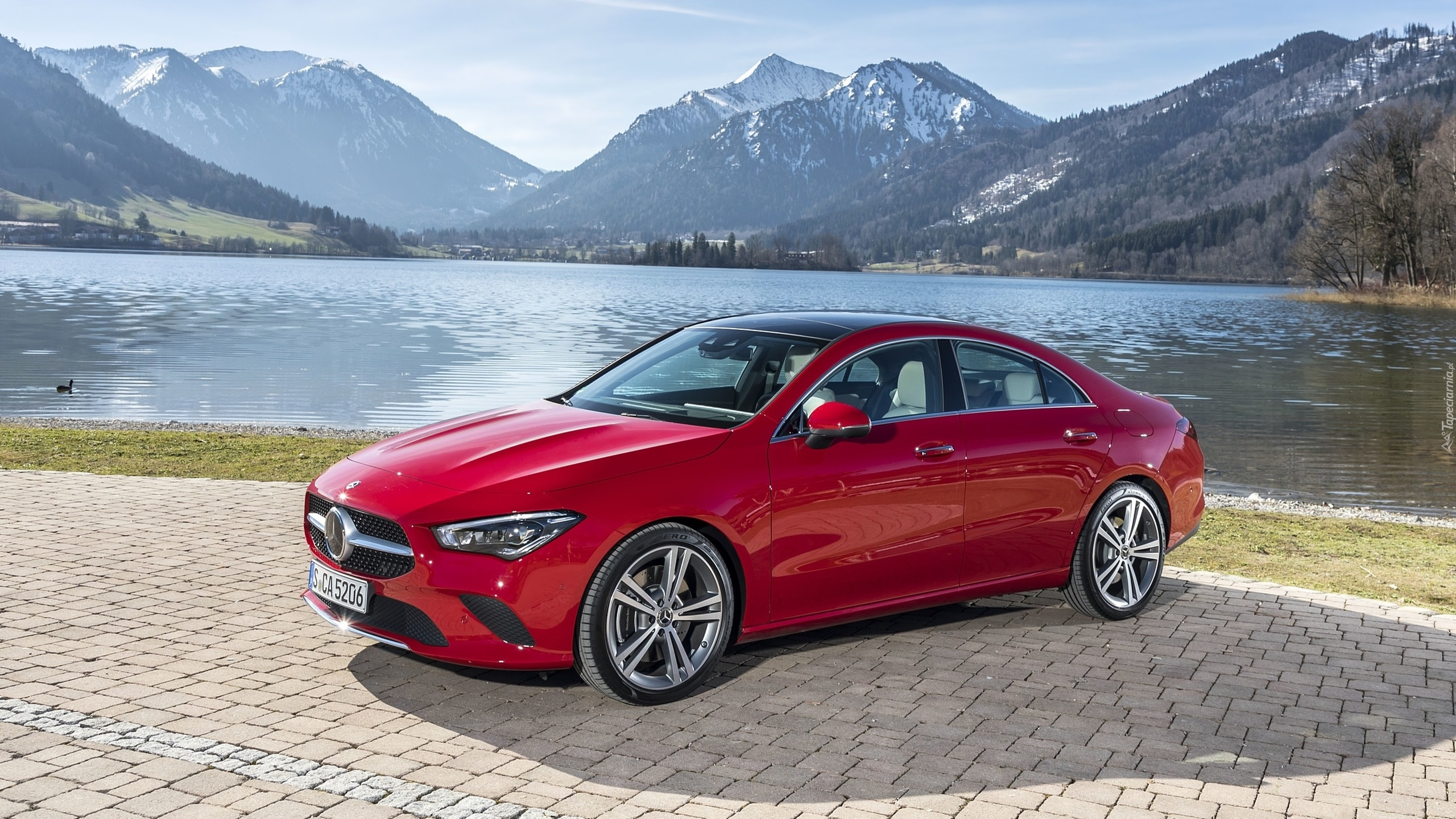 Mercedes-Benz CLA, 2019