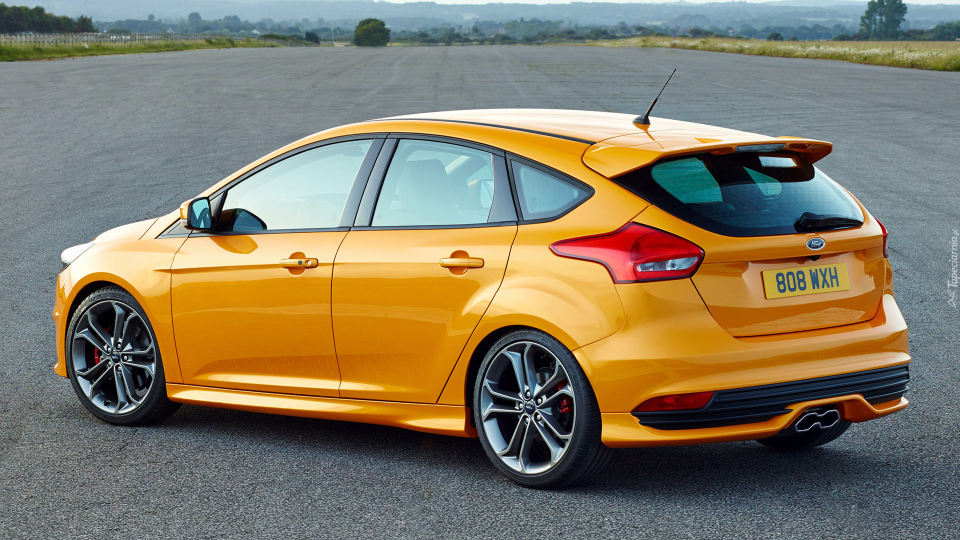 Ford Focus ST, 2014