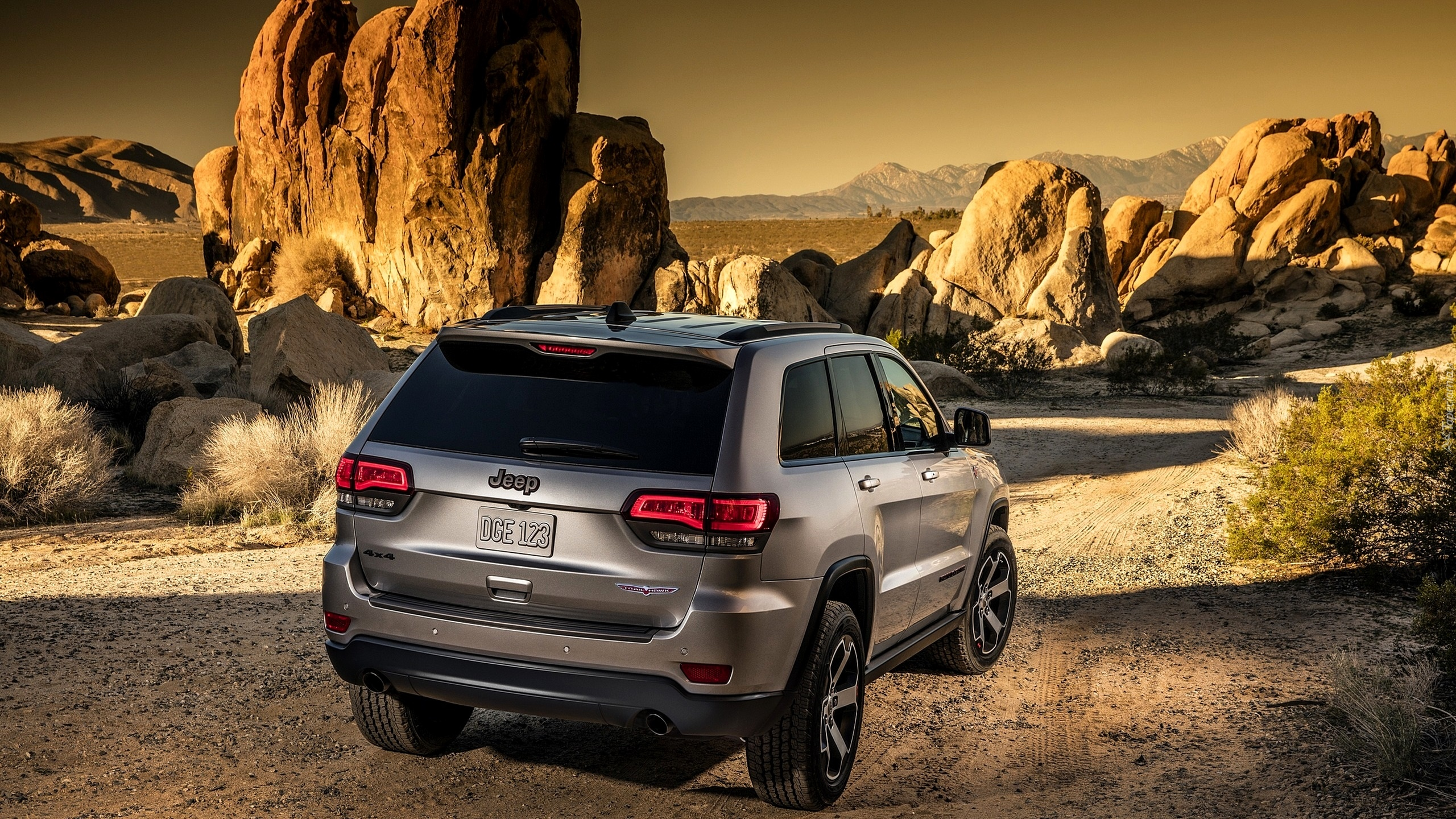 Jeep Grand Cherokee Trailhawk, 2017