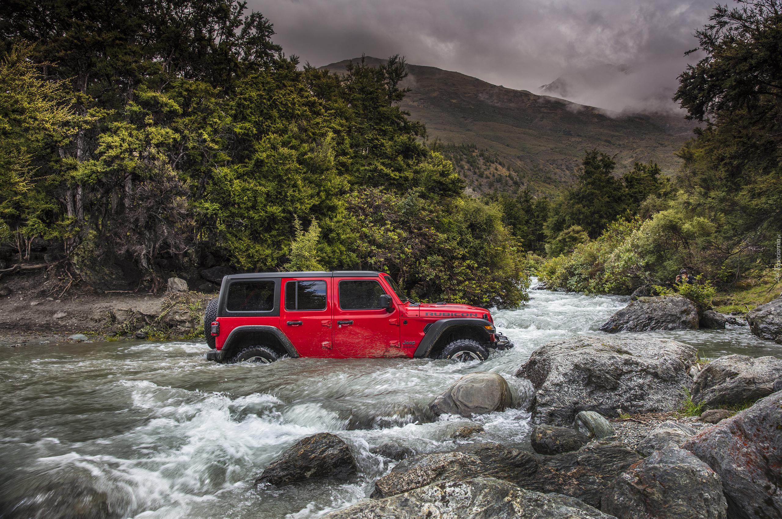 Jeep Wrangler Jl Rubicon 2018