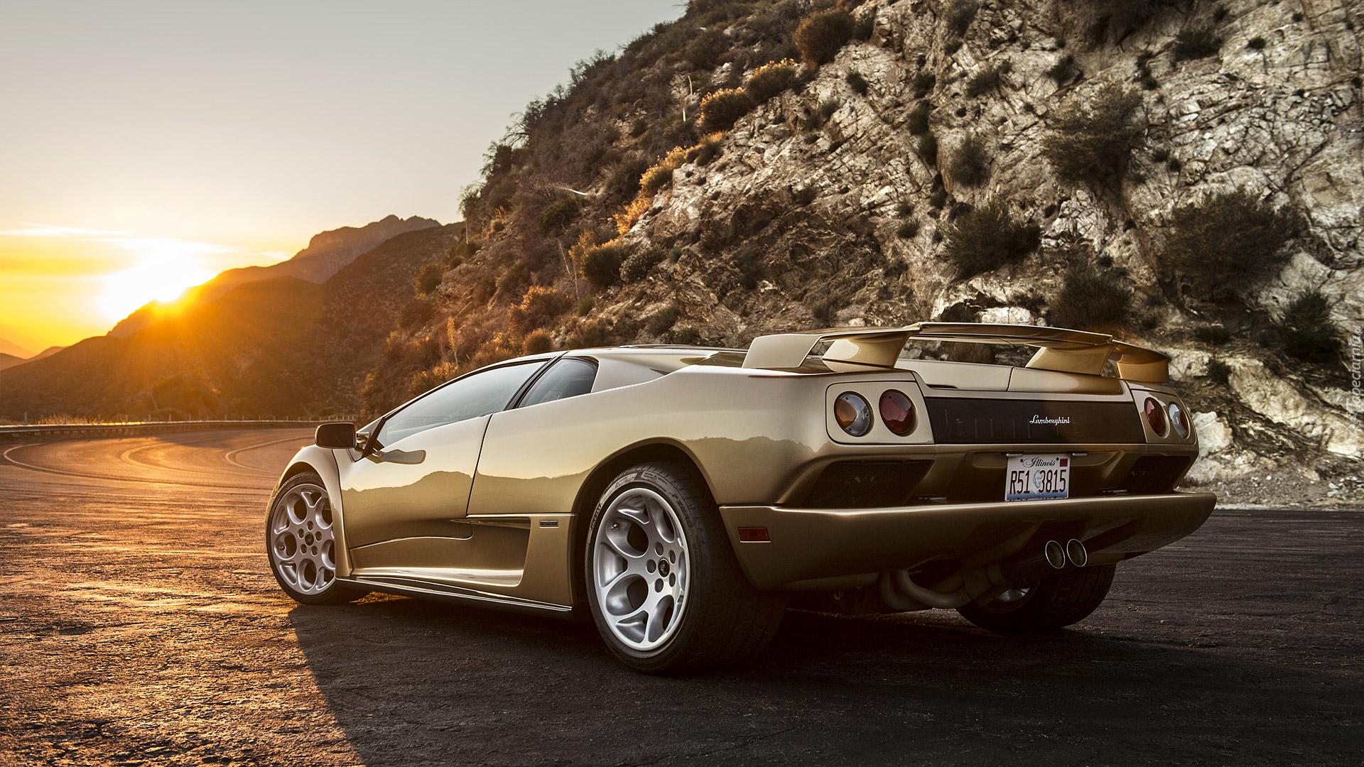 Tapety Lamborghini Diablo