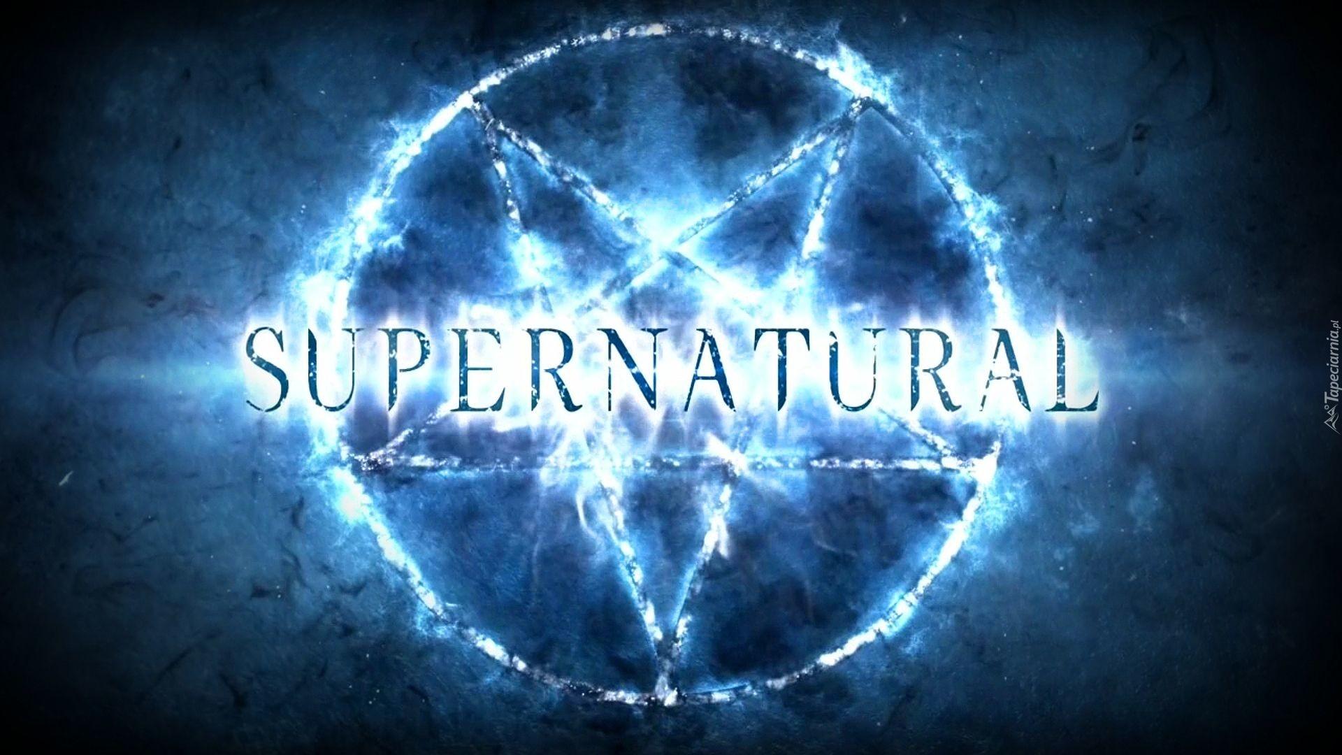 Logo serialu Supernatural
