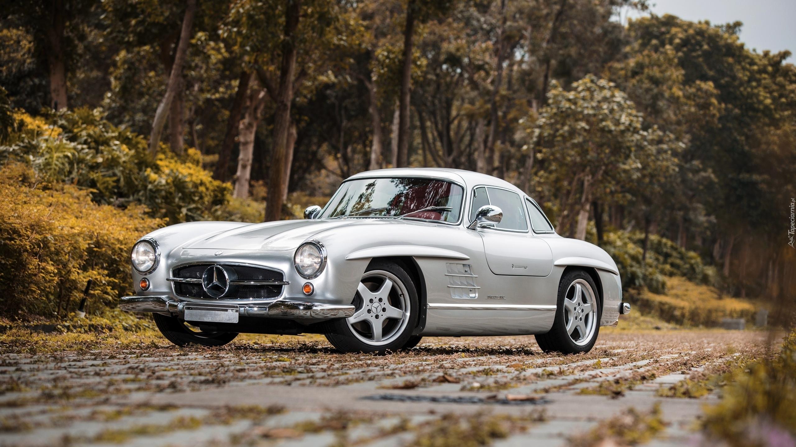 Tapety Mercedes Sl