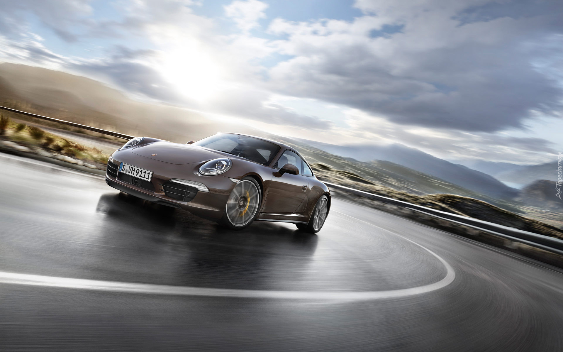 Porsche 911 Carrera 4S Coupe, 2013