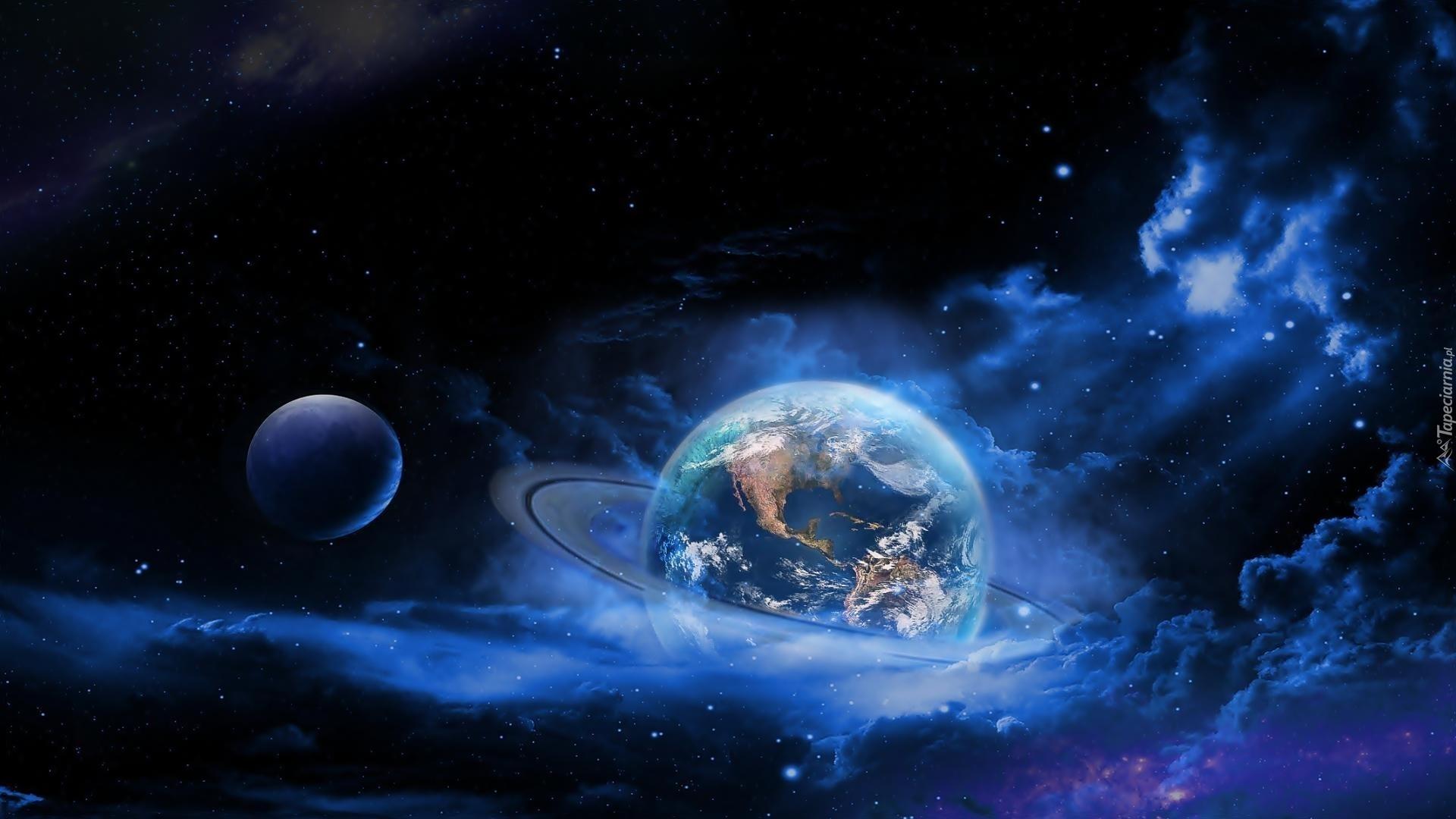 Planety W Kosmosie