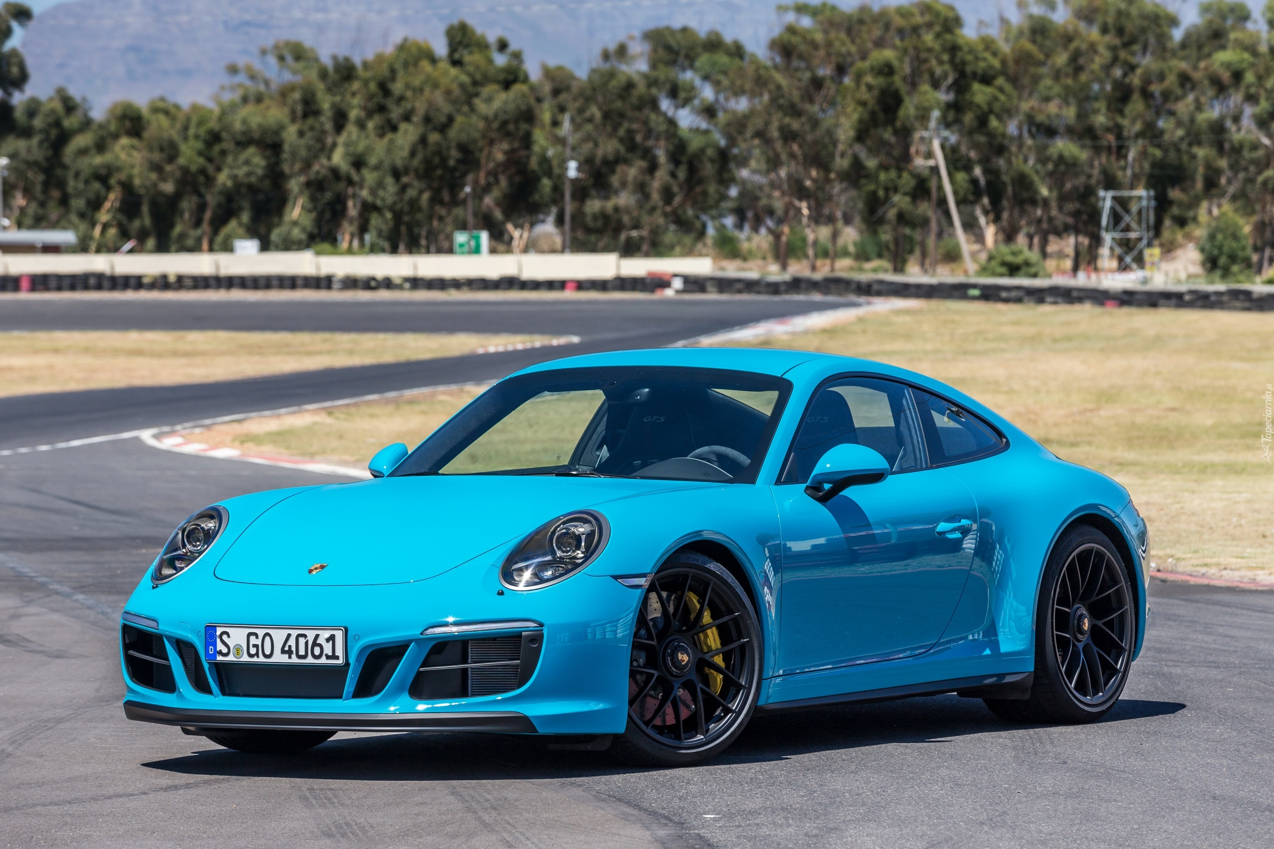 Porsche 911 Carrera GTS, Coupe, Worldwide, 2017