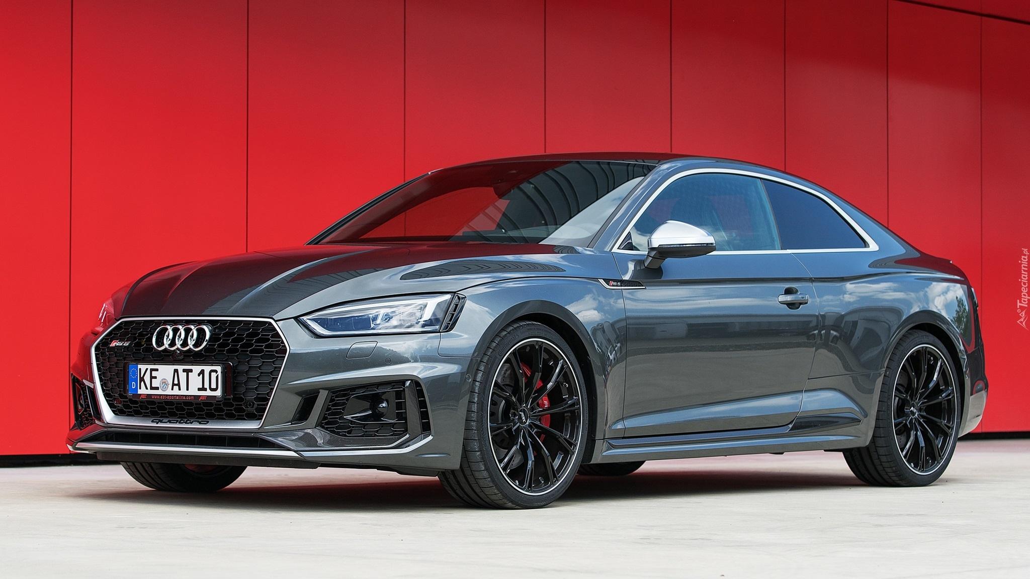 Samochód Audi RS5 rocznik 2018