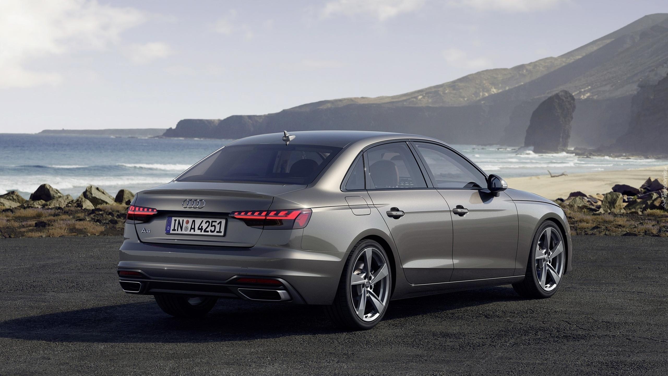 Wspaniały Tył Audi A4 RW23
