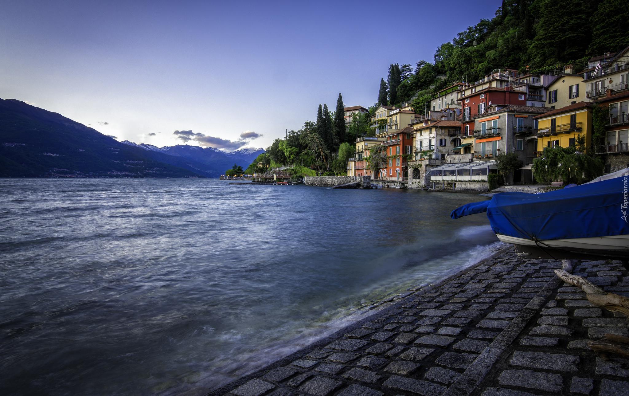 Озеро комо фото высокого разрешения
