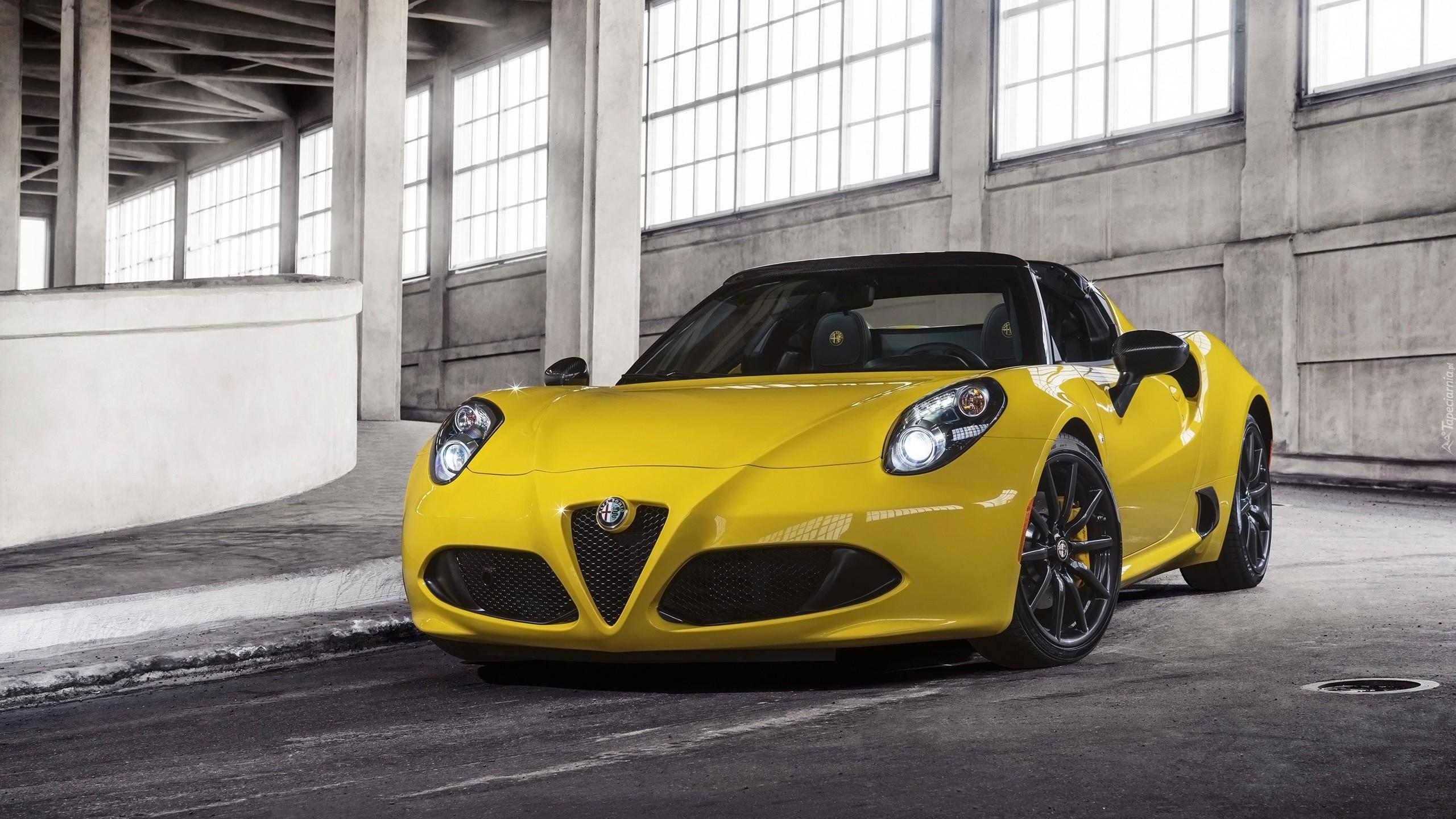 Tapety Alfa Romeo