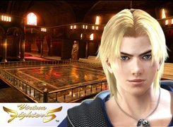 Virtua Fighter 5, Lion Rafale