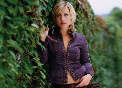 Allison Mack, Bluszcz