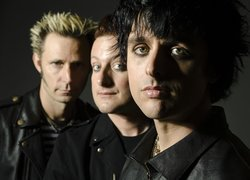 Green Day, Billie Joe Armstrong, Tre Cool, Mike Dirnt