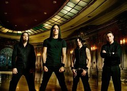 Michael Padget, Matthew Tuck, Jason James, Michael Thomas