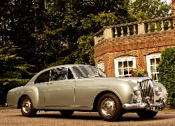Srebrny, Bentley S1, Continental
