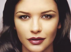 Twarz, Catherine Zeta Jones