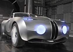 Srebrne, BMW, Mille Miglia Coupe, Prototyp
