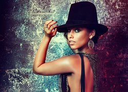 Alicia Keys, Kapelusz