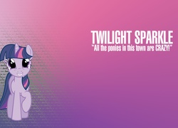 My Little Pony Przyjaźń To Magia, Twilight Sparkle