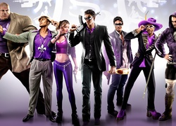 Saint Row The Third, Postacie