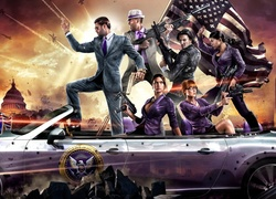 Saint Row:The Third