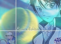 The Prince Of Tennis, Ryoma Echizen, rakieta tenisowa