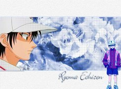 The Prince Of Tennis, Ryoma Echizen, profil twarzy