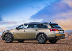 Opel Insignia Country, Niebo