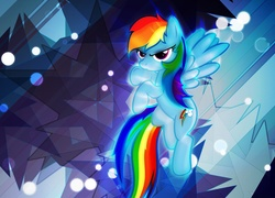 My Little Pony: Przyjaźń To Magia, Rainbow Dash