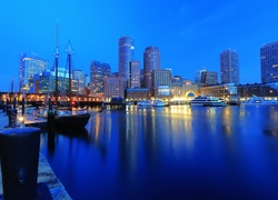 Boston, Port, USA